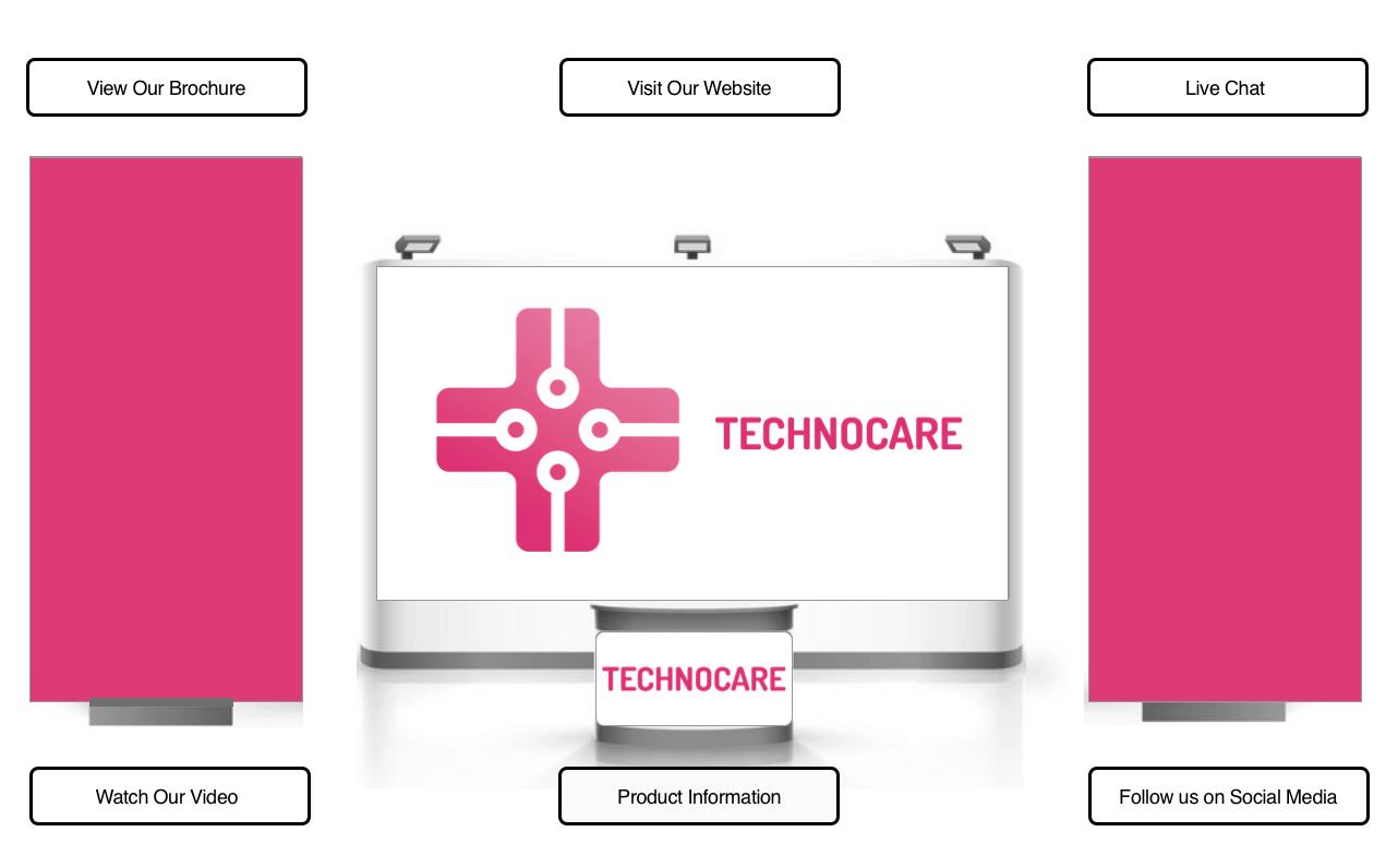 Technocare Booth