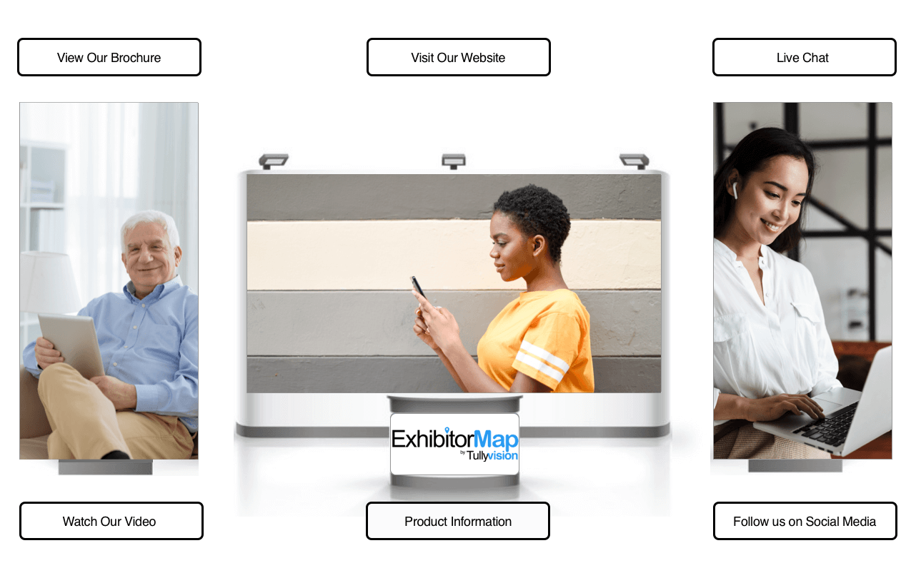 ExhibitorMap Booth